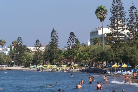Strand - Strand Kos Stadt