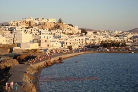 Naxos Stadt - Altstadt Naxos Stadt
