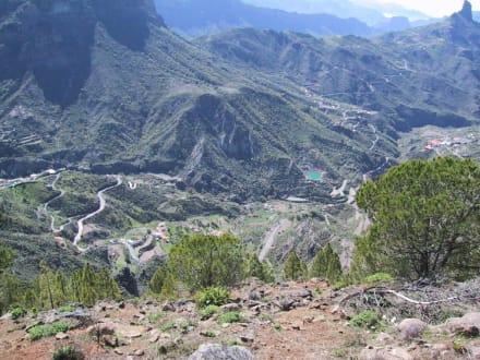 Mitten in Gran Canaria - Bergwelt