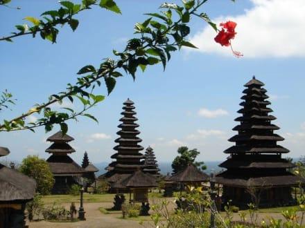 "Tempelanlage ""Pura Besakih"" - Muttertempel Pura Besakih - Pasar Agung"