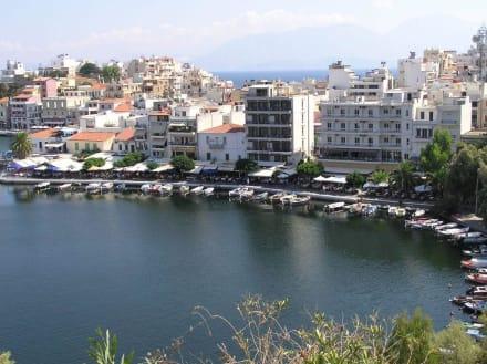 Agios Nikolaos - Hafen Agios Nikolaos