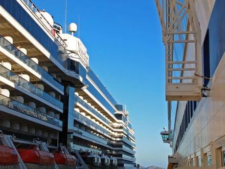 Schiffe im Hafen - Tortola Islands
