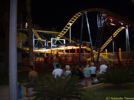 Vergnügungspark - Fantasia Luna Park