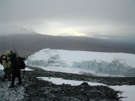 Kilimanjaro Gipfel - Kilimanjarobesteigung
