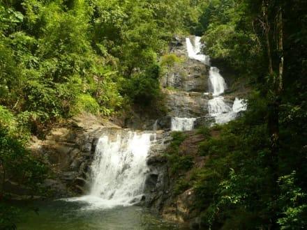 Lampi Wasserfall - Lampi Wasserfall