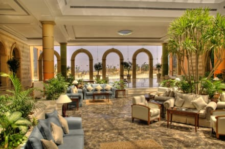 Lobby & vchod -