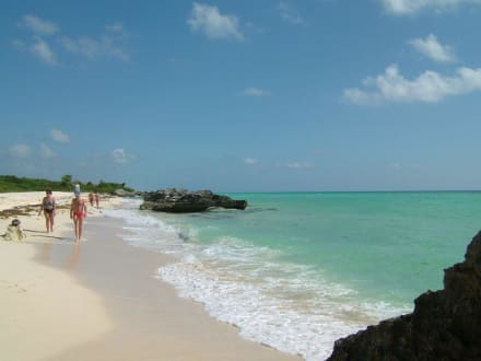 Strandspaziergang die Zweite - Strand Playa del Carmen/Playacar
