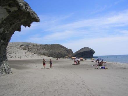 Strand von Monzul - Stand von Mozul