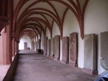 Der Kreuzgang - Kloster Eberbach