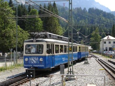 Zugspitzbahn - Zugspitze
