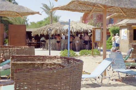 Beachbar - Tauchkreuzfahrt