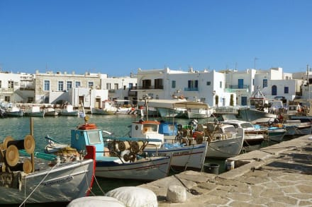 Am alten Hafen 3 - Hafen Naoussa