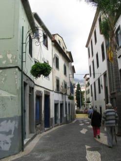 Funchal - Altstadt Funchal