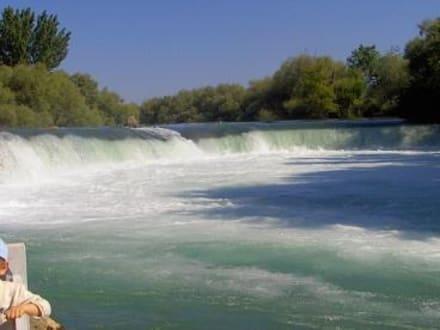 Manavgat-Wasserfälle - Manavgat Wasserfälle