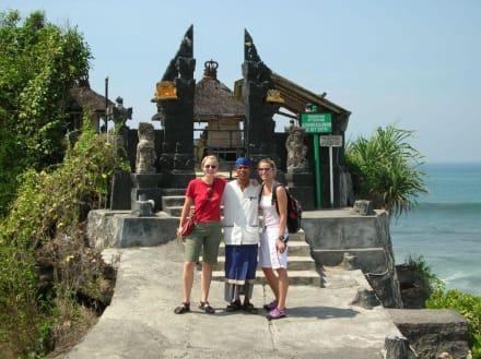 Reiseleiter Parta - Tempel Tanah Lot