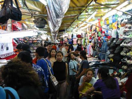 Patpong Nightmarket - Nachtmarkt von Patpong