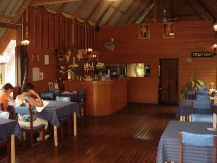 Das Balini innen - Restaurant Balini