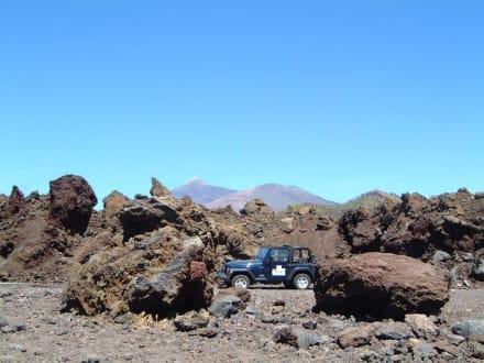 Mondlandschaft - Teide Nationalpark