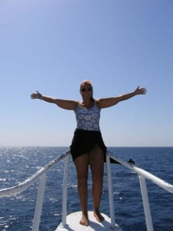Titanic-Feeling - Schnorcheln Hurghada