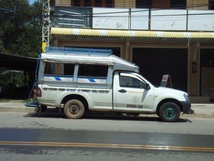 Shuttle Bus nach Krabi Stadt - Transport