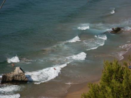 Mirtiotissa Beach - Strand Mirtiotissa