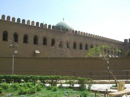 Zitadelle vor 800 Jahren von Saladin erbaut - Zitadelle