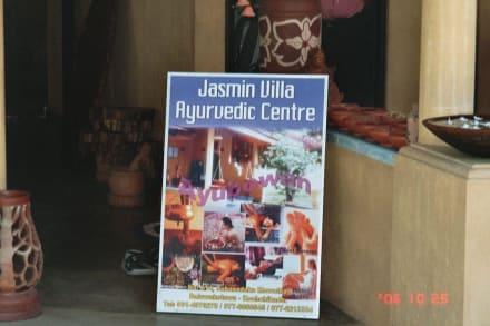Jasmin Villa Ayurvedic Center - Ayurveda Center Jasmin Villa