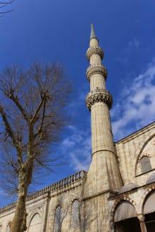 Tempel/Kirche/Grabmal - Sultan Ahmed / Blaue Moschee