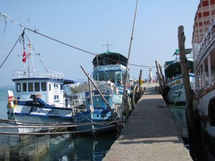 Bang Bao Pier - Bang Bao Pier