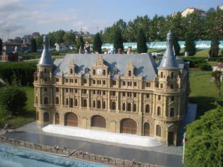 Musée - Musée Miniaturk