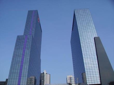 Stadt/Ort - Zentrum Rotterdam