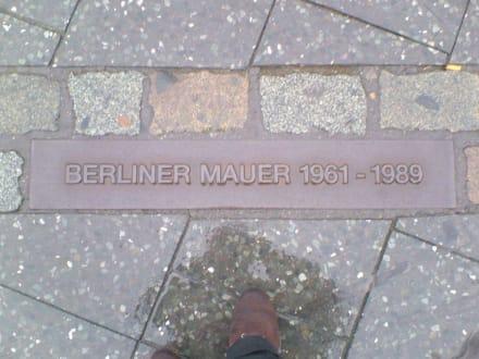 Denkmal - Berliner Mauer