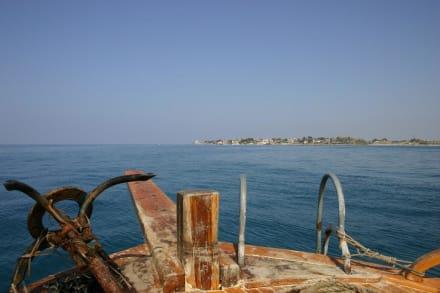Eine Bootsfahrt - Bootstour Side