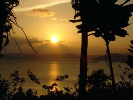 Sonnenuntergang - Arenalsee