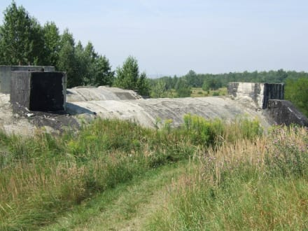 Russischer Bunker - Geiseltalsee
