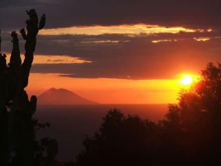 Berg/Vulkan/Gebirge - Vulkan Stromboli