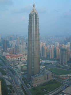 Jin Mao Tower - Jin Mao Tower
