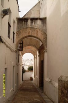 Malerischer Torbogen, Vejer de la Frontera - Altstadt Vejer de la Frontera