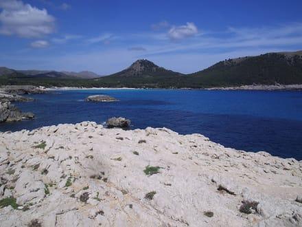 Beach/Coast/Harbor - Cala Agulla/ Cala  Guya Bay