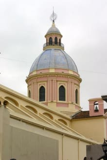 Kuppel der Kathedrale - Kathedrale von Salta