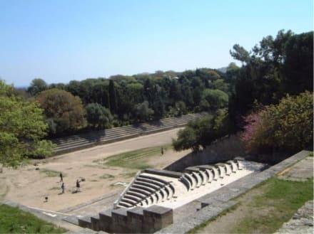 Rhodos-Stadt,Stadion - Altstadt Rhodos Stadt