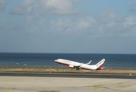 Es geht nach Hause... - Flughafen Arrecife (ACE)