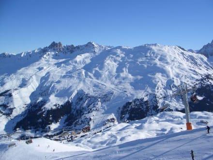 Skitour (1) - Le Trois Vallee - Drei Täler
