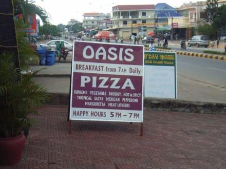 Oasis Restaurant - Oasis Pizza Restaurant