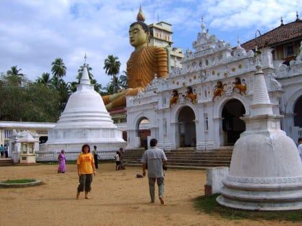 Tempel - Wewurukannala Vihara Tempel