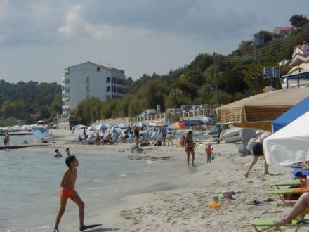 Strand - Strand Kallithea