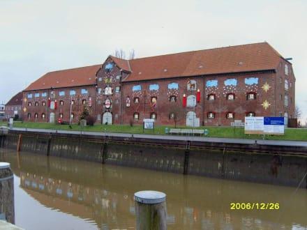 Altes Packhaus am Hafen! - Hafen Tönning