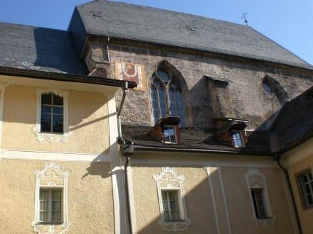 Das Museum - Königliches Schloss Berchtesgaden