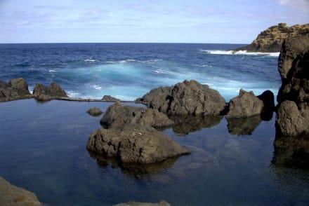 Der Atlantik auf Madeira - Meerwasserschwimmbecken