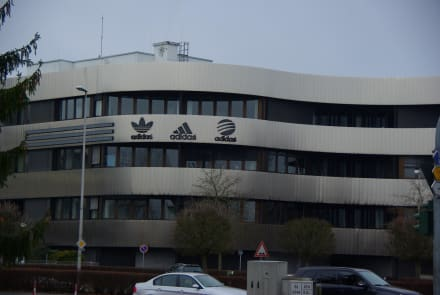 Adidas in Herzogenaurach - adidas Factory Outlet